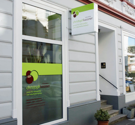 Praxis für Osteopathie in Wuppertal