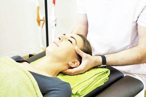 Osteopathische Behandlung in Hilden
